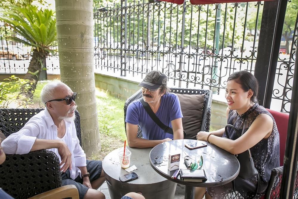 Nhạc sĩ Nguyễn Cường chia sẻ câu chuyện làm liveshow đầu đời khi đã ở tuổi ngoại thất thập cổ lại hy.