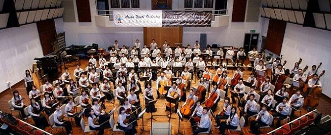 Khán giả sẽ được thưởng thức âm nhạc do các tài năng âm nhạc trẻ tuổi của châu Á biểu diễn dưới sự dẫn dắt của hai nhạc trưởng tài năng James Judd và Richard Pontzious. Ảnh minh hoạ.