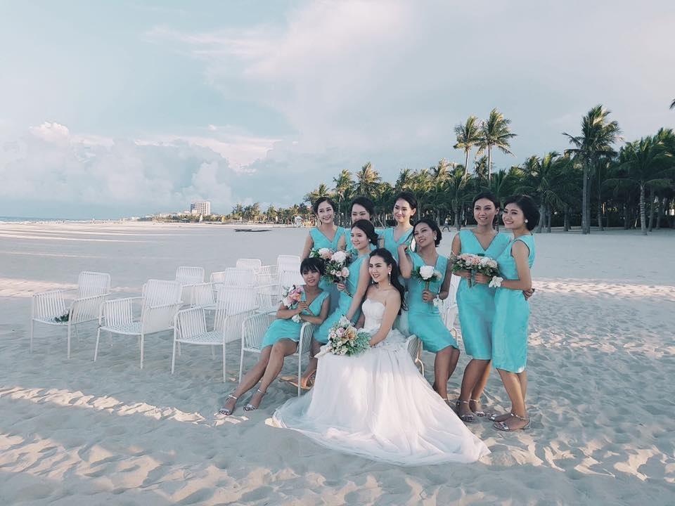 Hé lộ ảnh cưới lung linh của MC thời tiết đẹp nhất VTV - 3