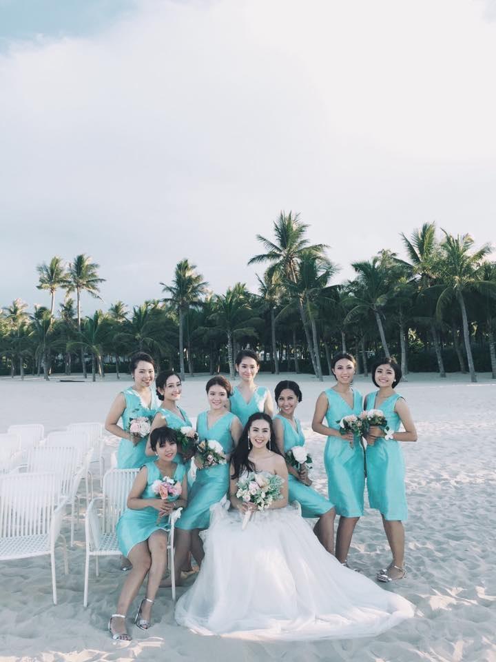 Hé lộ ảnh cưới lung linh của MC thời tiết đẹp nhất VTV - 4