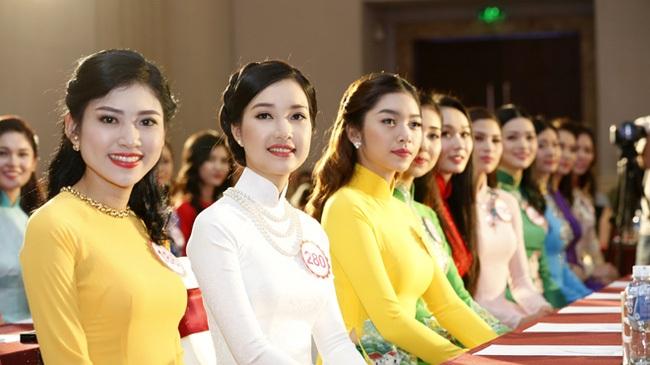 Mục đích ban đầu của Hoa hậu Việt Nam là tạo ra một sân chơi cho các thiếu nữ phô diễn tài năng - sắc đẹp và định hướng thẩm mỹ. Ảnh minh hoạ.