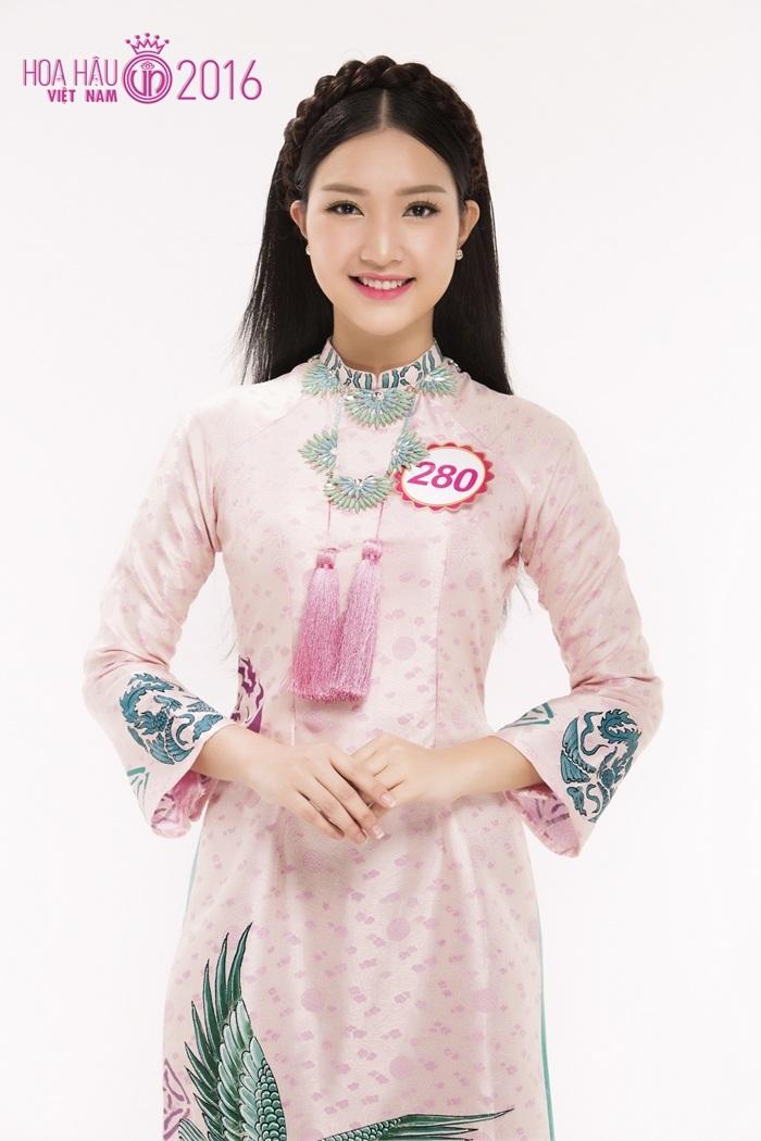 Thí sinh Lê Trần Ngọc Trân đã phải xin rút lui khỏi Hoa hậu Việt Nam 2016 vì không chịu nổi áp lực của những lời tố cáo vô căn cứ.