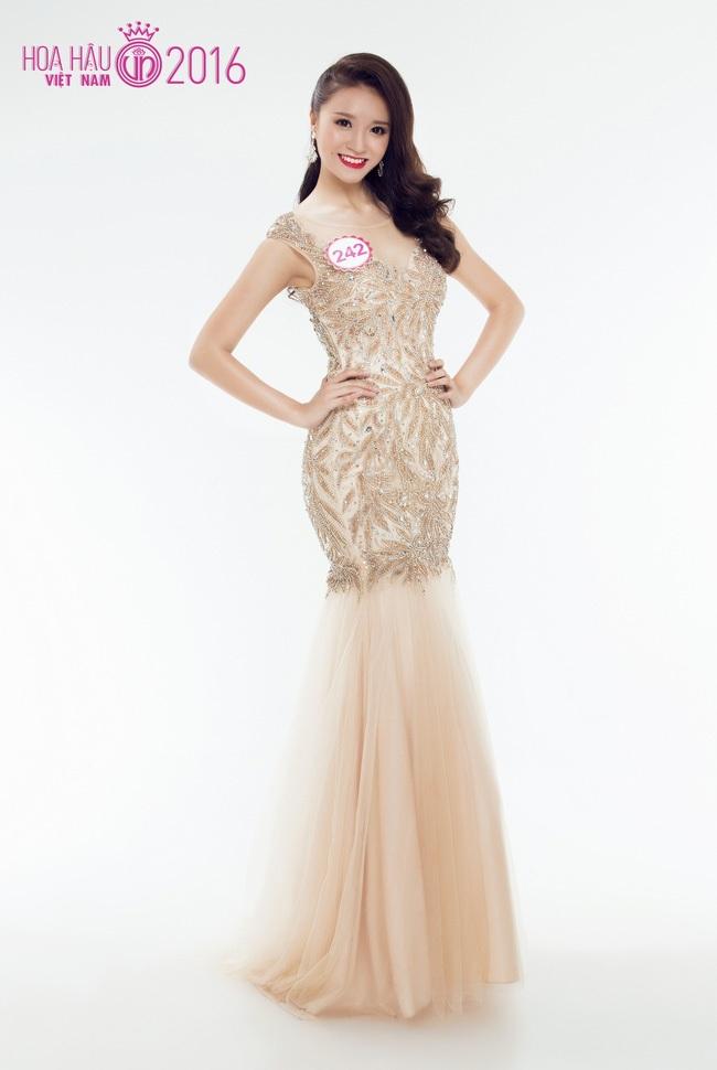 Nguyễn Thị Như Thuỷ đã không may mắn khi phải dừng chân trước thềm Chung kết Hoa hậu Việt Nam 2016 vì tai nạn.