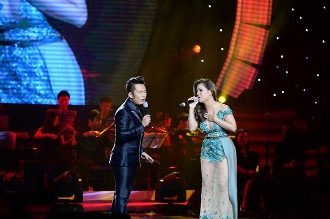 Bằng Kiều và Minh Tuyết từng là một cặp đôi tình nhân rất ăn ý trên sân khấu. Ảnh: TL.