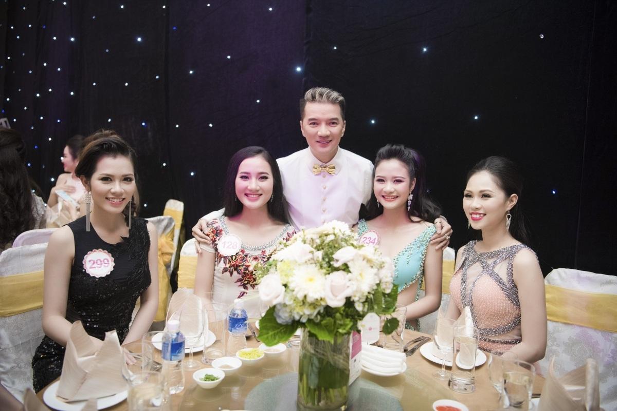 Cận cảnh nhan sắc của 30 người đẹp trong dạ tiệc trước đêm Chung kết - 11