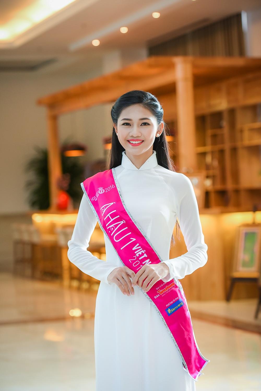 Á hậu 1 Ngô Thanh Thanh Tú.