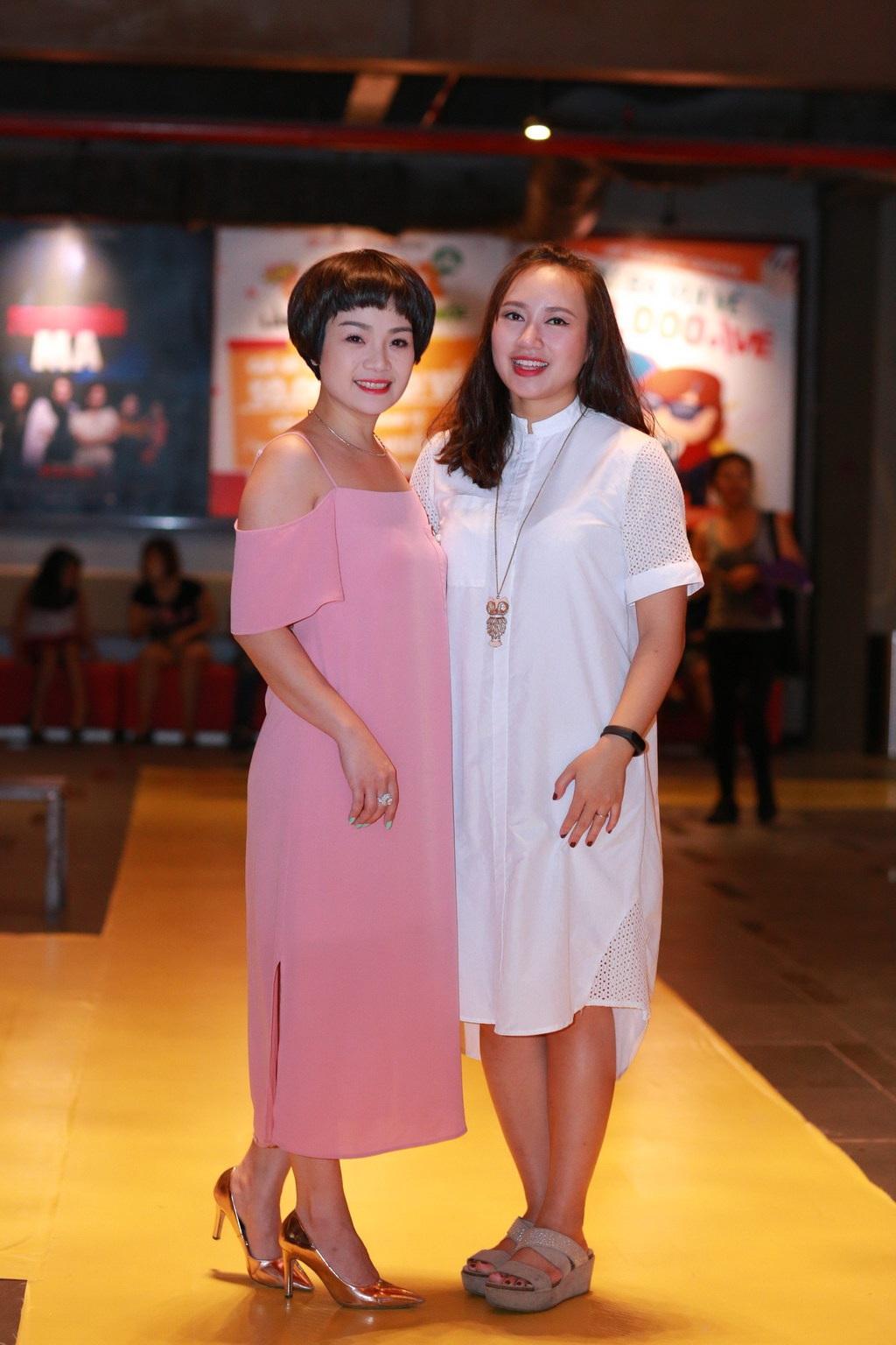 BTV Hoài Anh lần đầu đưa con gái đi ra mắt phim - 8