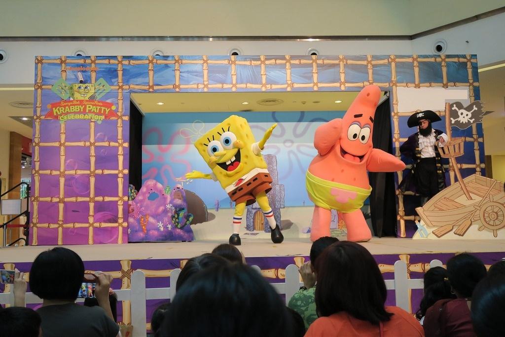 Các nhân vật hoạt hình này sẽ có buổi giao lưu với các khán giả nhí và các bậc phụ huynh tại TP. HCM. Ảnh: YouTV.