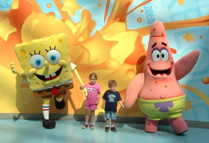 """Ngôi sao hoạt hình """"huyền thoại"""" Spongebob và Patrick đến Việt Nam - 2"""