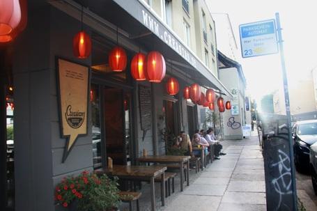 Một nhà hàng khác của vợ chồng anh Tuấn, chị Ngàn.