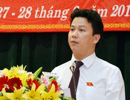 Ông Đặng Quốc Khánh tái đắc cử Chủ tịch UBND tỉnh Hà Tĩnh, nhiệm kỳ 2016-2021