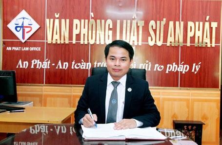 Luật sư Nguyễn Khắc Tuấn