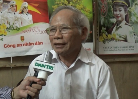 """Ông Nguyễn Xuân Thông, nguyên Phó Bí thư thường trực Hà Tĩnh: """"Chính phủ đã làm được điều cam kết trước dân""""."""