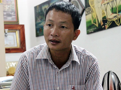 Công ty của ông Lê Quang Hòa từng bị Formosa xử lí sau khi bán cả rác thải vốn phải đem đi xử lí cho dân đun nấu.