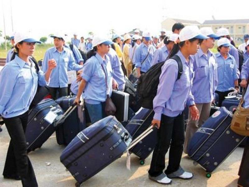 Những huyện có tỷ lệ lao động cư trú bất hợp pháp cao sẽ bị tạm dừng đi Hàn Quốc theo chương trình EPS. (Ảnh minh họa)