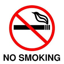 """Phạt tiền triệu một nhà hàng chưa treo biển """"cấm hút thuốc lá"""" - 1"""