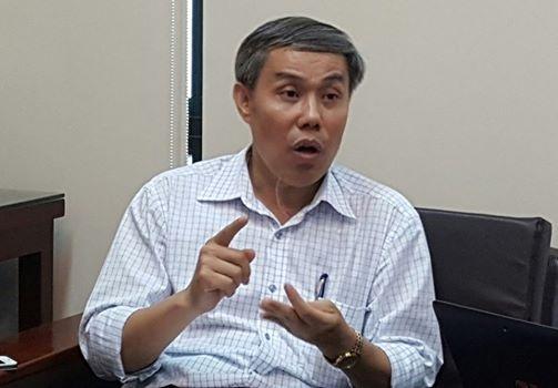 Ông Nguyễn Hùng Long, Phó Cục trưởng Cục An toàn thực phẩm khẳng định Phenol trong cá nục không gây hại cho sức khỏe. Ảnh: H.Hải