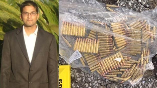Số đạn dược mà Farook và vợ mang theo tại hiện trường vụ xả súng ở San Bernardino.
