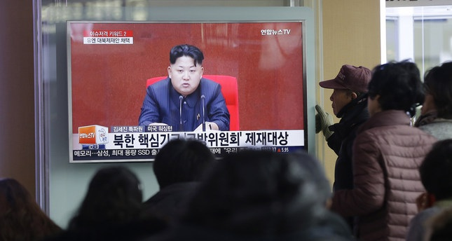 Nhà lãnh đạo Triều Tiên Kim Jong-un. (Ảnh: AP)