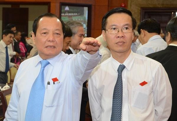 Trong thời gian này, ông Lê Thanh Hải, nguyên Bí thư Thành ủy TPHCM khóa IX chỉ đạo Thành ủy TPHCM; ông Võ Văn Thưởng, Phó Bí thư Thường trực Thành ủy TPHCM khóa X điều hành hoạt động của Thành ủy TPHCM.