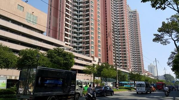 Thuận Kiều Plaza bị bỏ hoang suốt 20 năm