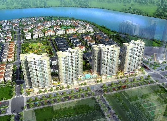 Dự án Hưng Phúc – Happy Residence được thị trường quan tâm mạnh có vị trí đắc địa, tiếp giáp đại lộ Nguyễn Lương Bằng, kết nối với khu Thương mại Tài chính Quốc tế, khu The Crescent trong bán kính chỉ 1km.