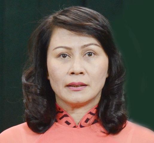 Bà Nguyễn Thị Thu