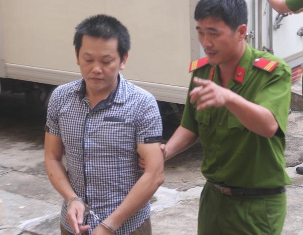 Bị cáo Trương Thành Chí