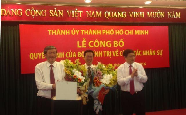 Ông Võ Văn Thưởng nhận quyết định phân công làm Trưởng ban Tuyên giáo Trung ương vào ngày 5/2