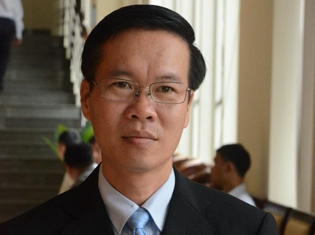 Ông Võ Văn Thưởng, Ủy viên Bộ Chính tri, Bí thư Trung ương Đảng, Trưởng ban Tuyên giáo Trung ương học đại học tại TPHCM và nhiều năm liền gắn bó với công tác thanh niên thành phố trước khi rời TPHCM vào năm 2006