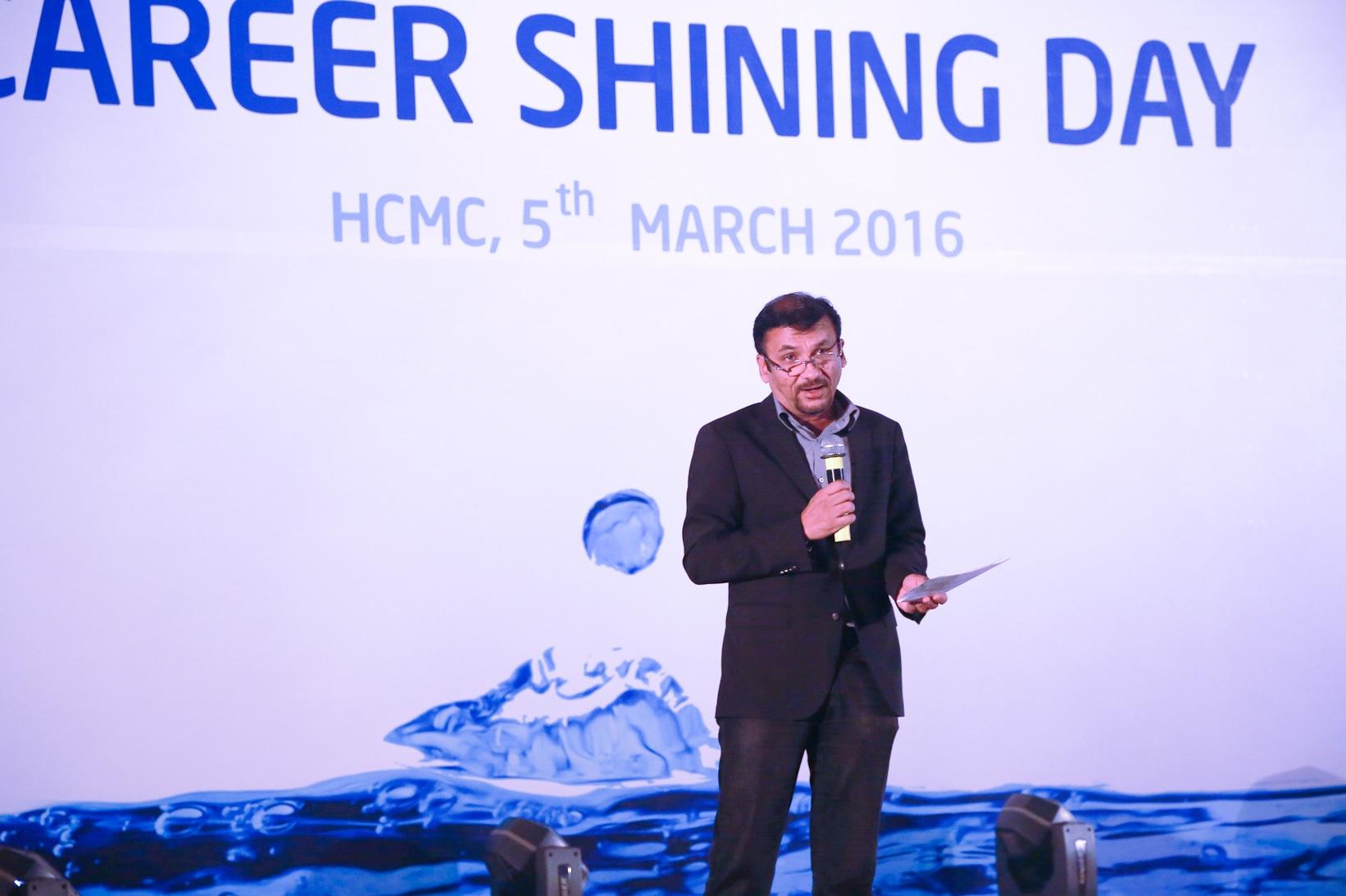 Đặc biệt, Ngày hội có sự tham dự của ông Uday Shankar Sinha - Tổng Giám đốc điều hành Suntory PepsiCo Việt Nam