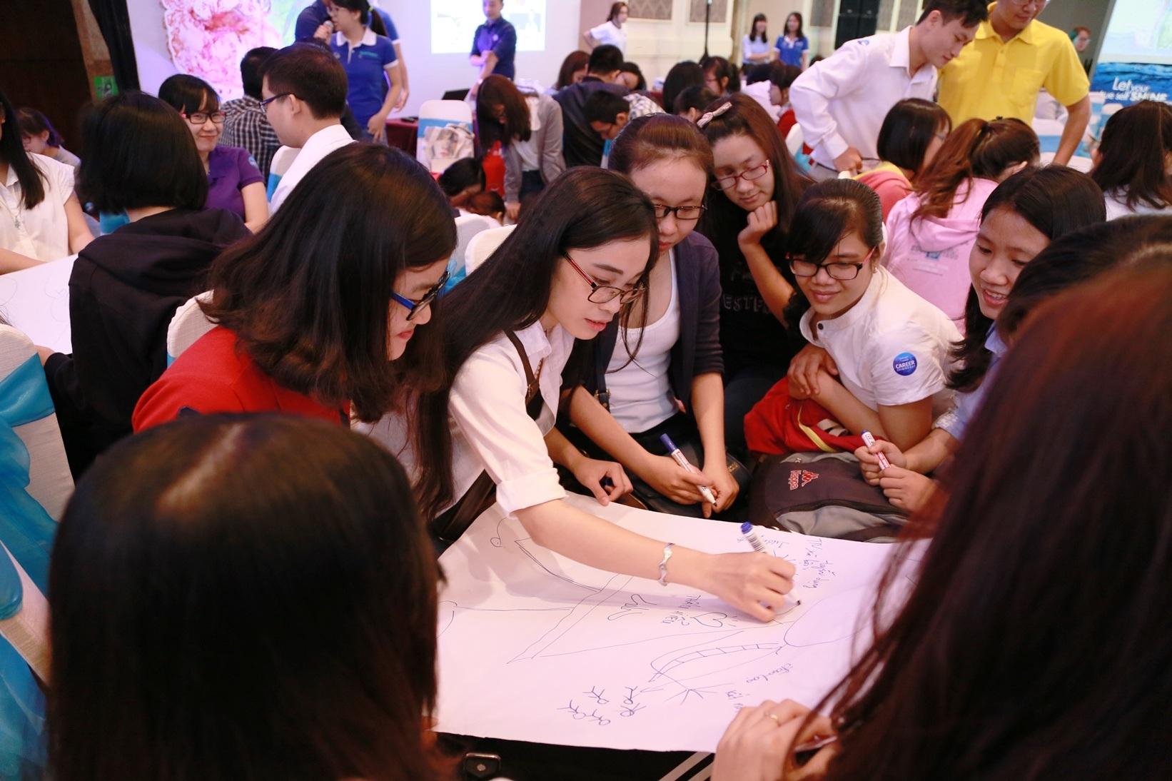 Từ nay đến hết tháng 3/2016, các bạn sinh viên có thể nộp hồ sơ tham gia chương trình Quản trị viên tập sự để trở thành thành viên của Suntory PepsiCo Việt Nam