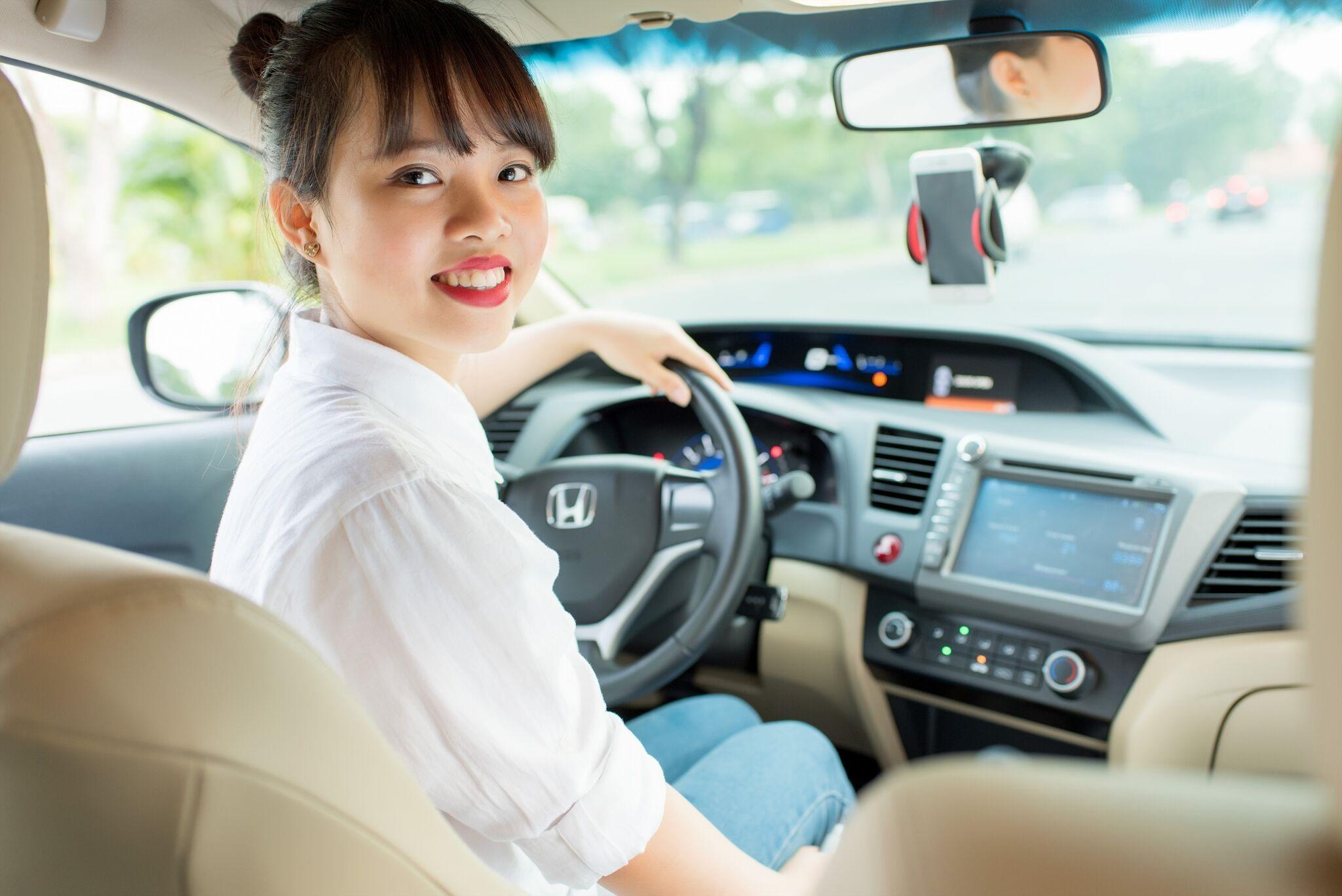 Tài xế Taxi: Nghề vất vả, áp lực cao - 1