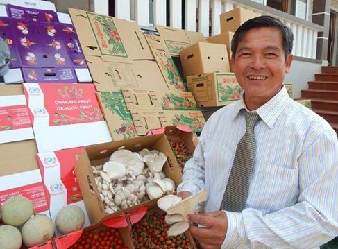 """Anh Lê Văn Phước cùng nhiều doanh nhân ở TPHCM """"bỏ phố lên rừng"""" với tâm huyết khởi đầu cho hàng loạt dự án nông nghiệp công nghệ cao"""
