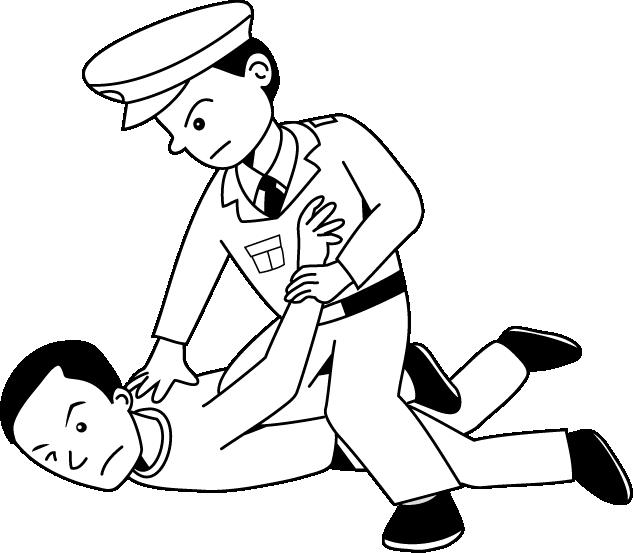 Chỉ trong vài tình huống cụ thể được quy định thì công an mới được quyền tạm giữ người theo thủ tục hành chính (ảnh minh họa)