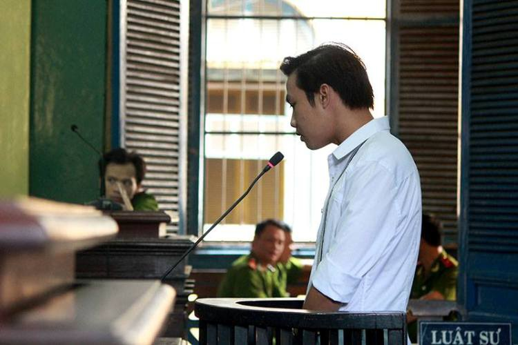 Bị cáo Phạm Sỹ Hoài Như được tại ngoại