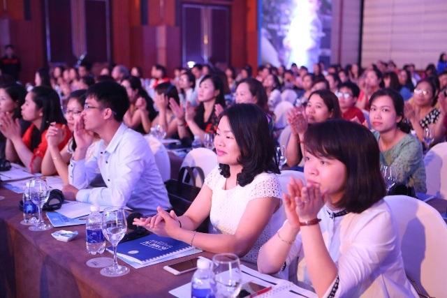 Hội nghị thu hút hàng trăm chuyên gia trong lĩnh vực nhi khoa