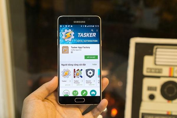 """Tùy biến Galaxy A5 2016 với bộ 5 """"trợ thủ đắc lực"""" ít người biết - 2"""
