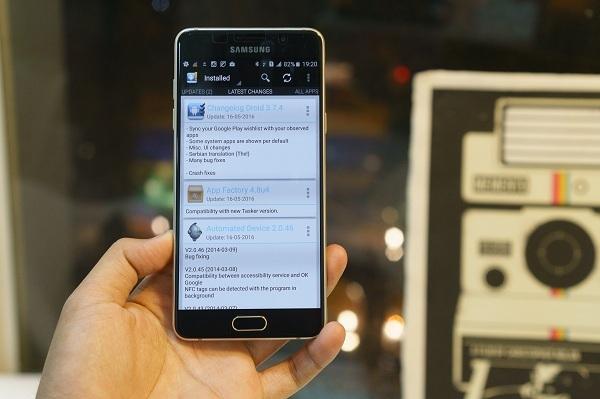 """Tùy biến Galaxy A5 2016 với bộ 5 """"trợ thủ đắc lực"""" ít người biết - 3"""