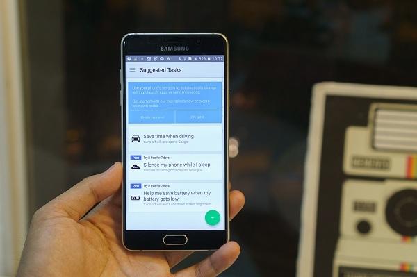 """Tùy biến Galaxy A5 2016 với bộ 5 """"trợ thủ đắc lực"""" ít người biết - 4"""
