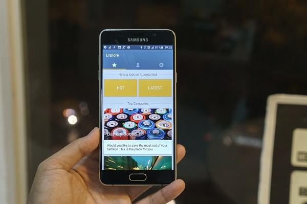 """Tùy biến Galaxy A5 2016 với bộ 5 """"trợ thủ đắc lực"""" ít người biết - 5"""