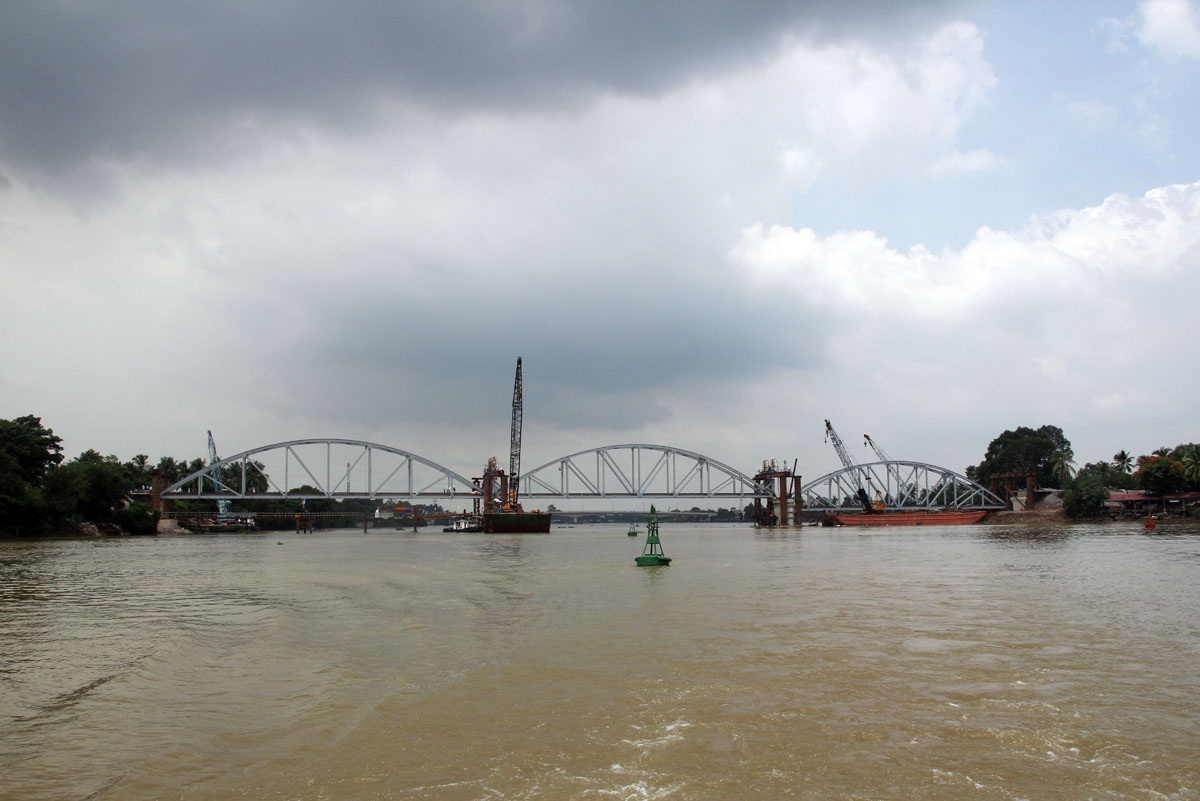 Cầu Ghềnh sẽ được đổi tên thành cầu Đồng Nai với 3 nhịp cầu dài 239m