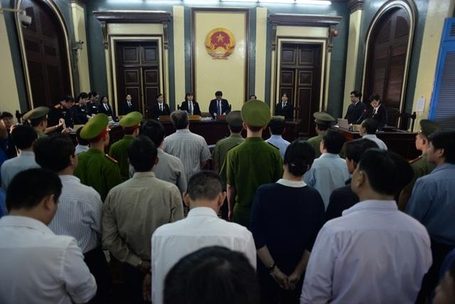 Đại án ngân hàng Xây dựng Việt Nam (VNCB) bước vào ngày xét xử thứ 2