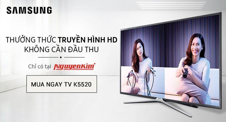 Chương trình ưu đãi đặc biệt do Samsung thực hiện dành riêng cho khách hàng Nguyễn Kim
