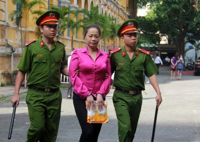 Hoa hậu Quý bà Trương Thị Tuyết Nga kêu oan