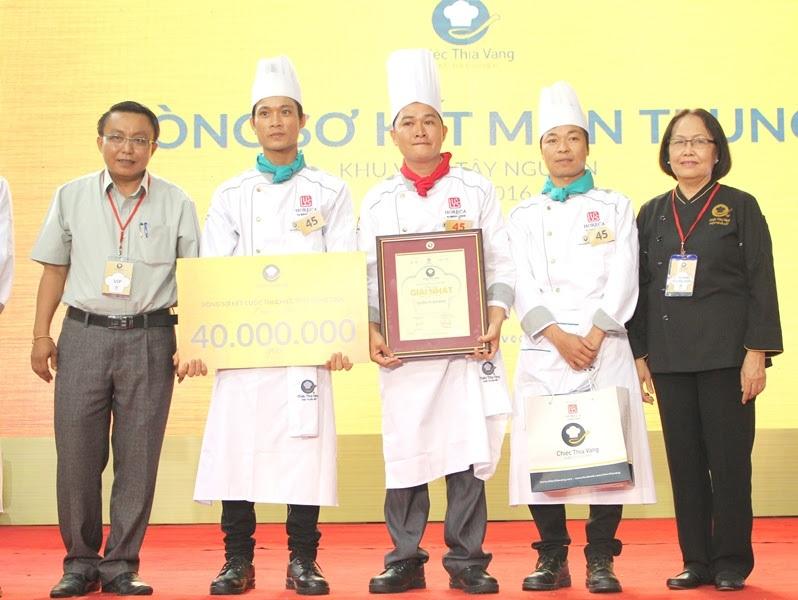 Chiếc Thìa vàng 2016: Nơi rèn nghề chuyên nghiệp và tử tế cho các đầu bếp trẻ - 14