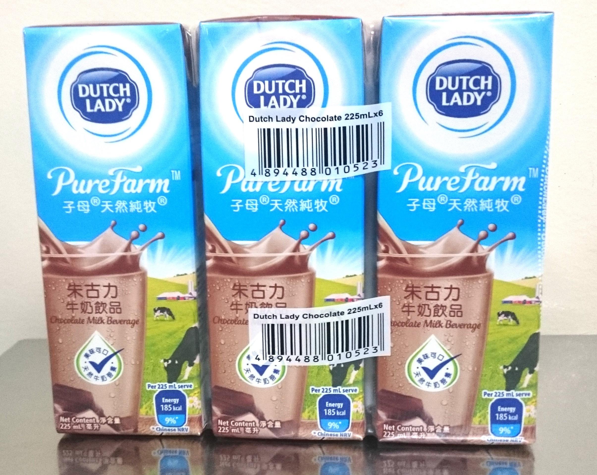 Sữa tiệt trùng Cô gái Hà Lan xuất sang Hồng Kông