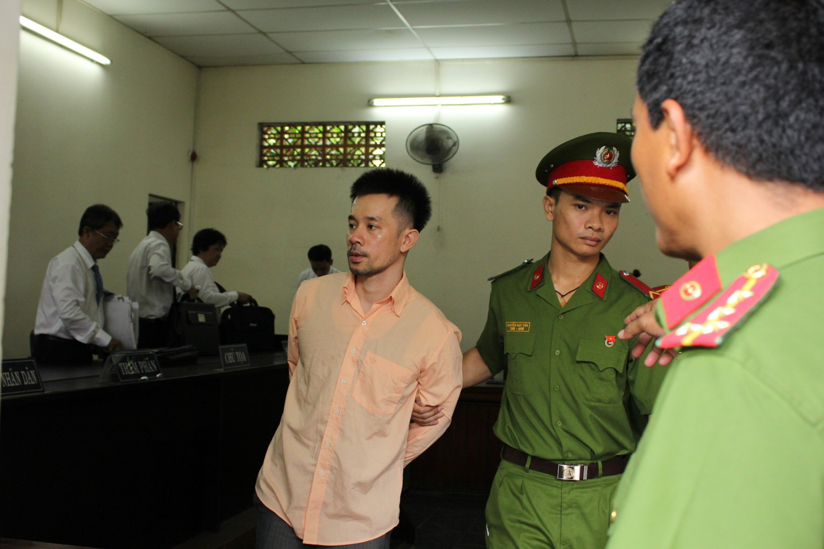 Phạm Trung Dũng bị tử hình vì mang 3,5 kg ma túy xuất ngoại với mức tiền công hơn 600 triệu đồng.