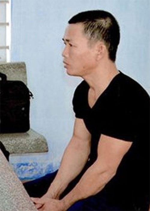 Nguyễn Thọ tại cơ quan điều tra