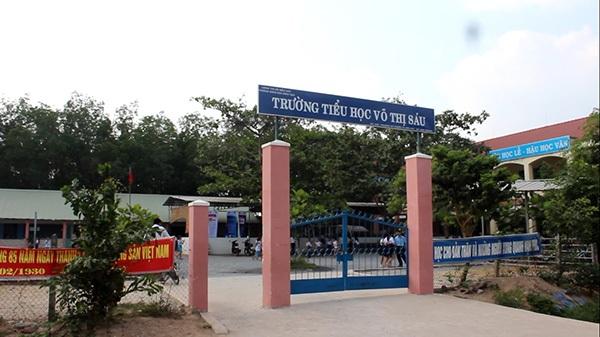 Trường Võ Thị Sáu